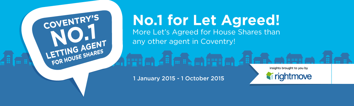 Number 1 Letting Agent for House Shares