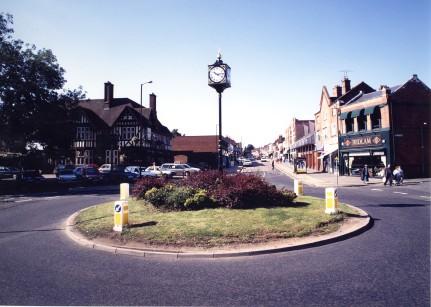 Earlsdon High Street