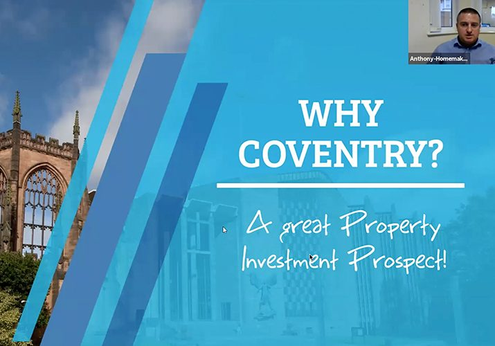 Property Investors Network meeting